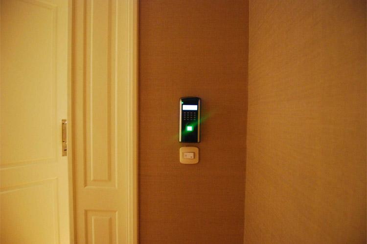 Seguridad Inteligente Casa